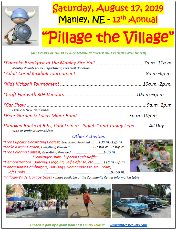 Pillage the village 2019