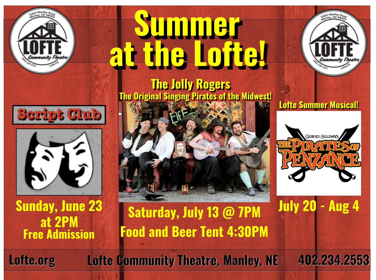 Summer at the Lofte 1