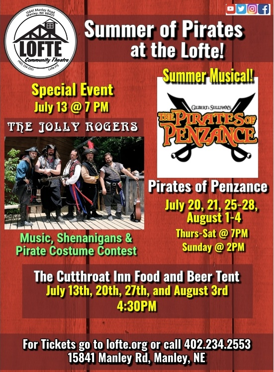summer of pirates july 7th